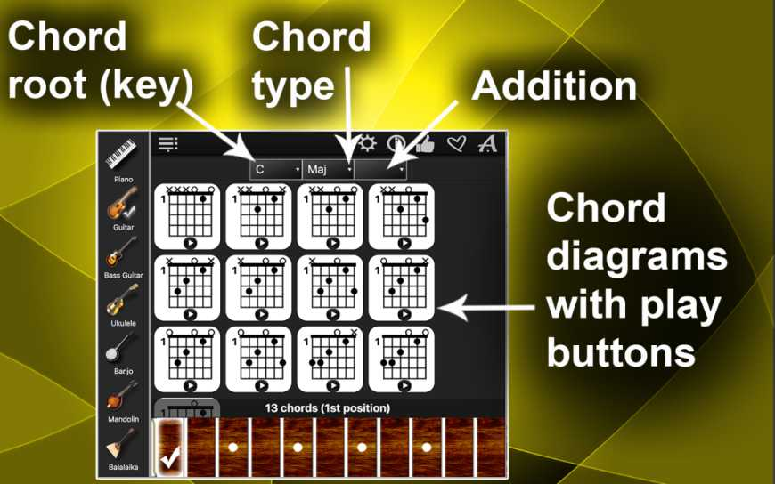 find-the-chords-on-piano-guitar-ukulele-and-more-icon3